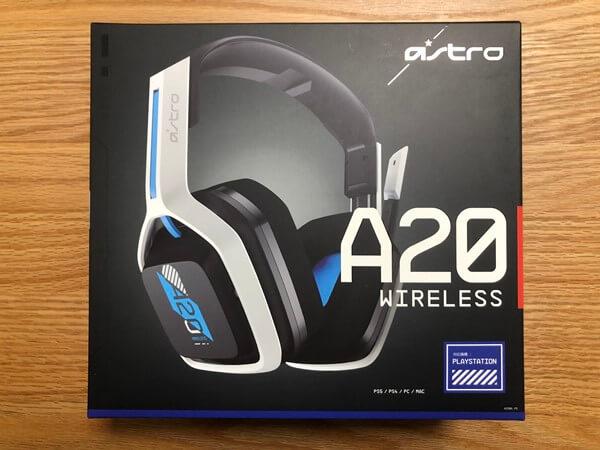 ASTRO A20 箱